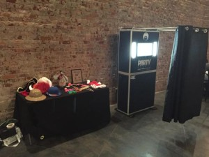 Closed Air Configuration Photo Booth - We Bring the Party Events