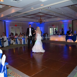 Uplighting for Weddings & Events