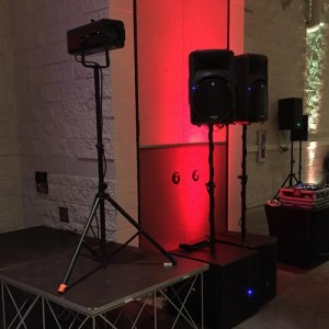 Pro Audio - We Bring the Party Events
