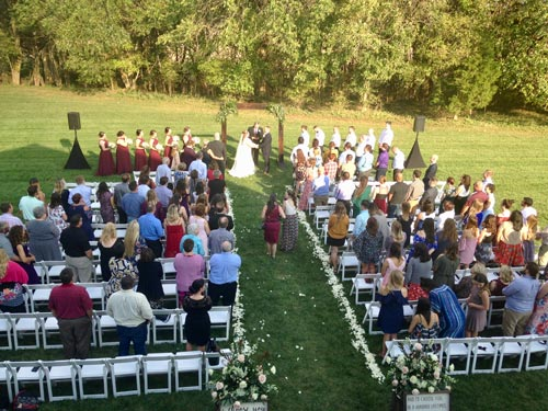 Wedding DJ Services in Clarksville, TN & Hopkinsville, KY