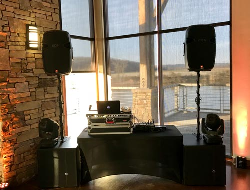 DJ services for Wedding Receptions